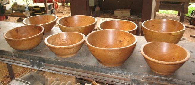 Drew's bowls