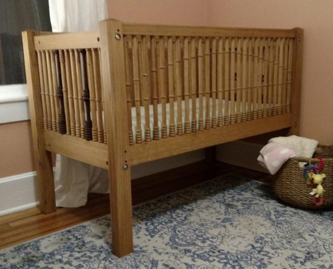 crib installed